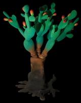 <h5>Piero Gilardi - L&#039;albero della rinascita</h5><p>Scultura in poliuretano espanso,  cm 160 x 190, 2010</p>
