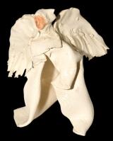<h5>Piero Cerato - Angelo</h5><p>Scultura, cm 20 x 20 x 25 h</p>