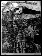 <h5>Enrico Paulucci - Sentinella delle Langhe</h5><p>Acquaforte originale, esemplare III/X, cm 20 x 30, 1950</p>
