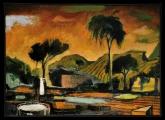 <h5>Marco Vacchetti - Mirmece Formica Inventrix</h5><p>Olio su tela, cm 50 x 70, 1998</p>