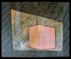 <h5>Gianni Bergamin - Serie Materie n. 1 Senza titolo  </h5><p>tecnica mista su tela, 80 x 100 cm 1996</p>